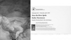Since the River Spoke - Shelley Thorstensen Prints